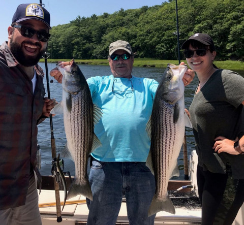 Maine Fishing Reports - Obsession Sportfishing Charters - Capt  Dave